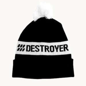 DESTROYER_PomPom_Black
