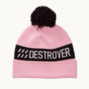 DESTROYER_PomPom_Pink